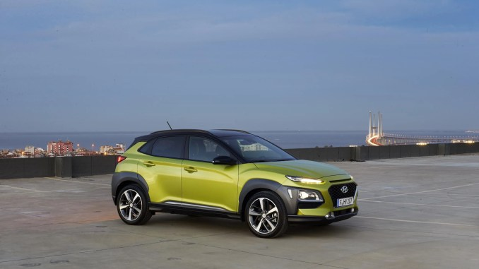 Hyundai Kona Pricing And Specs For Ireland Changing Lanes