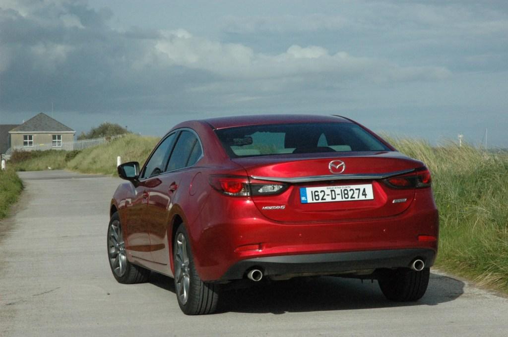 2017 Mazda6 review ireland