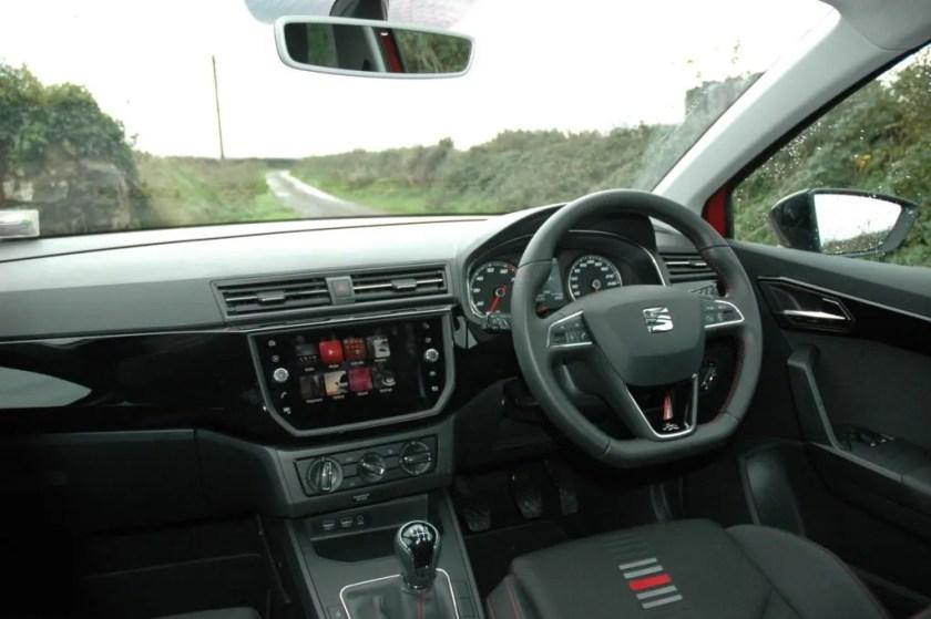 2017 SEAT Ibiza FR review ireland