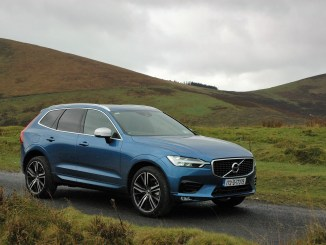 Volvo XC60 review ireland