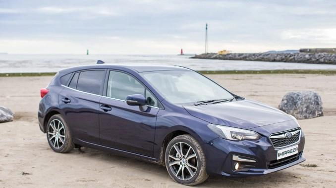 Subaru Impreza Ireland