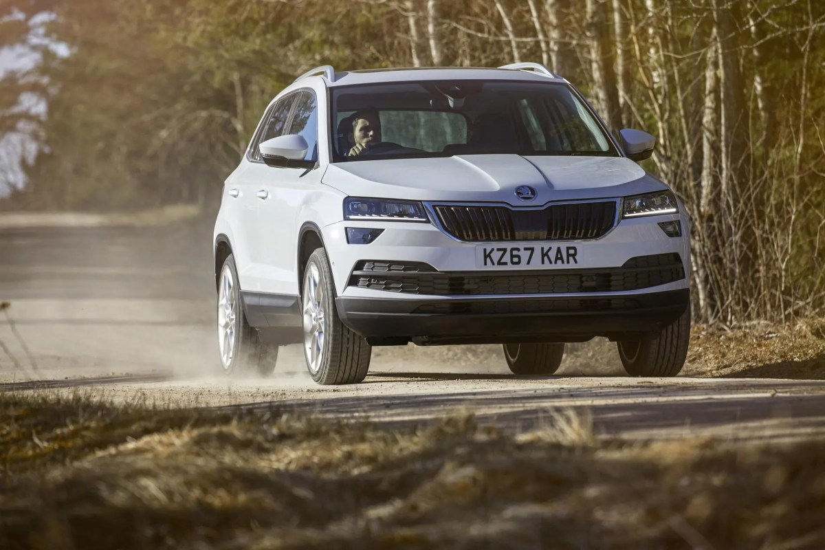 Pricing And Specs For Ireland For New Skoda Karoq