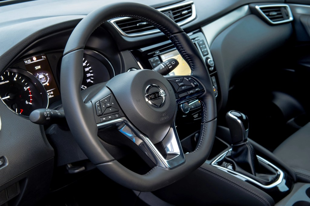 2017 Nissan Qashqai review ireland
