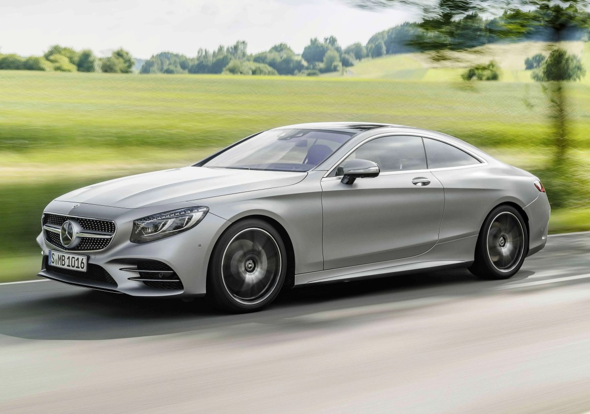 Nine New Mercedes-Benz Models To Arrive in 2018