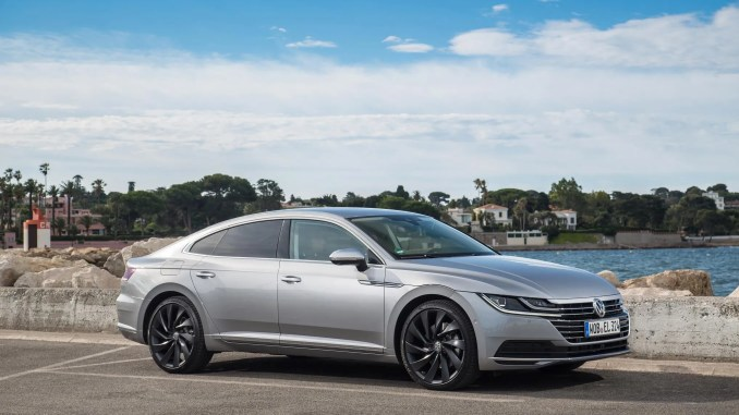 Volkswagen Arteon review ireland