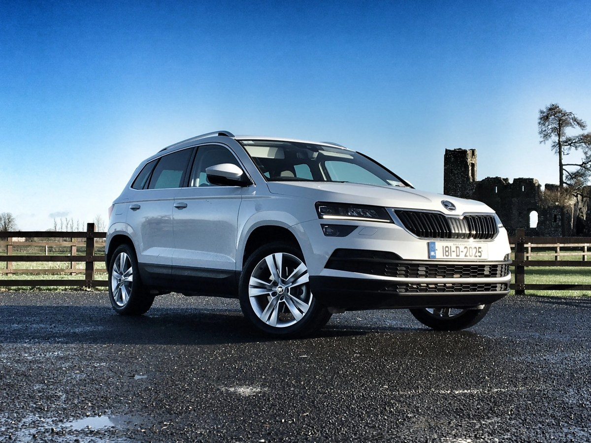 Skoda Karoq First Drive Review