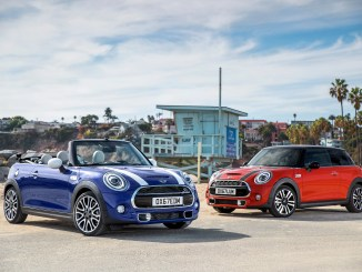 2018 MINI Hatch and MINI Convertible
