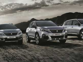 Peugeot is a top ten car brand in Ireland in January 2018
