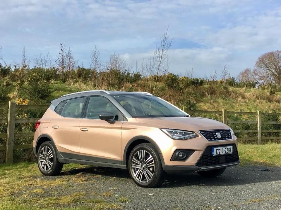 SEAT Arona 1.0TSI Xcellence Review