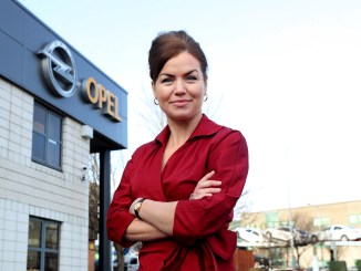 Gillian Whittall New General Manager Opel Ireland