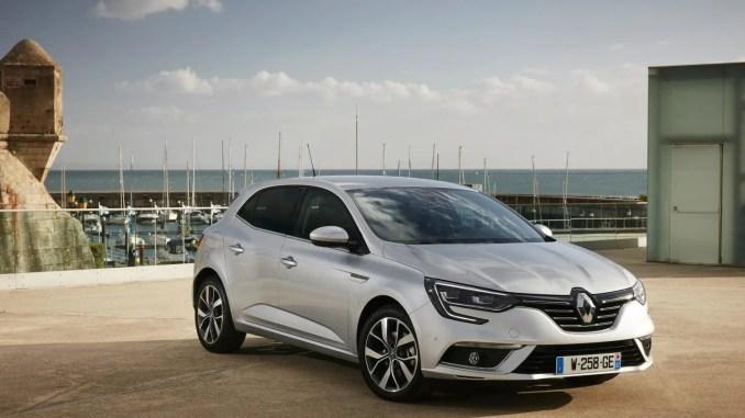Renault Megane TCe 130 Petrol