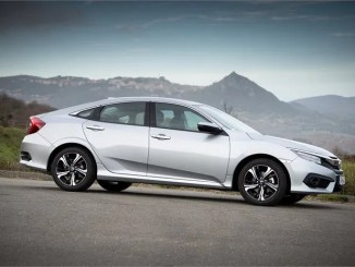 The 2018 Honda Civic Saloon