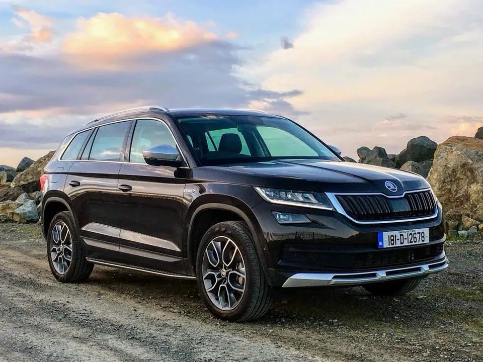 skoda kodiaq scout 2 0tdi 4x4 review changing lanes. Black Bedroom Furniture Sets. Home Design Ideas