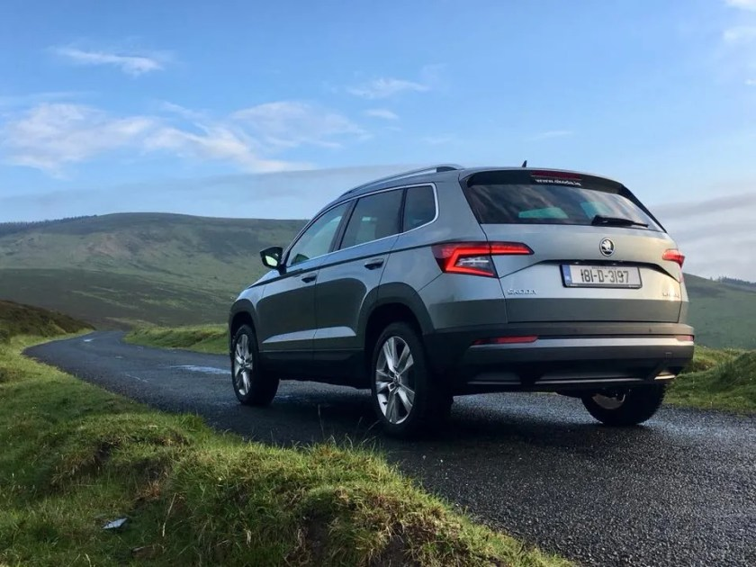 Skoda Karoq 1.5TSI review