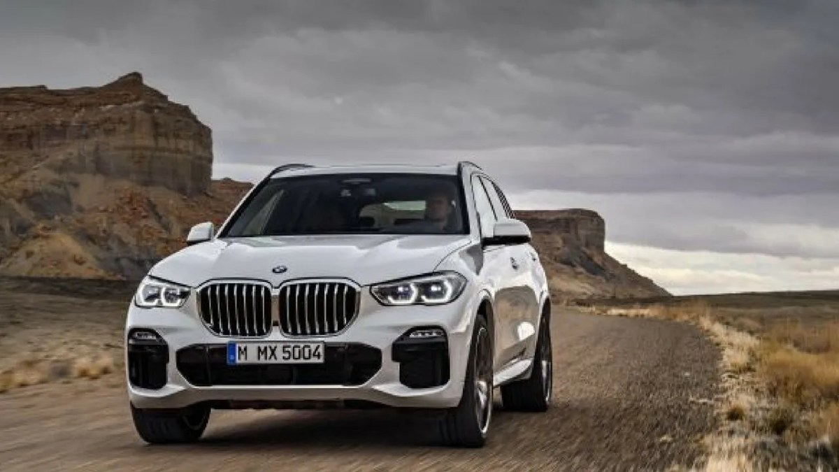 New 2018 BMW X5 Irish Pricing