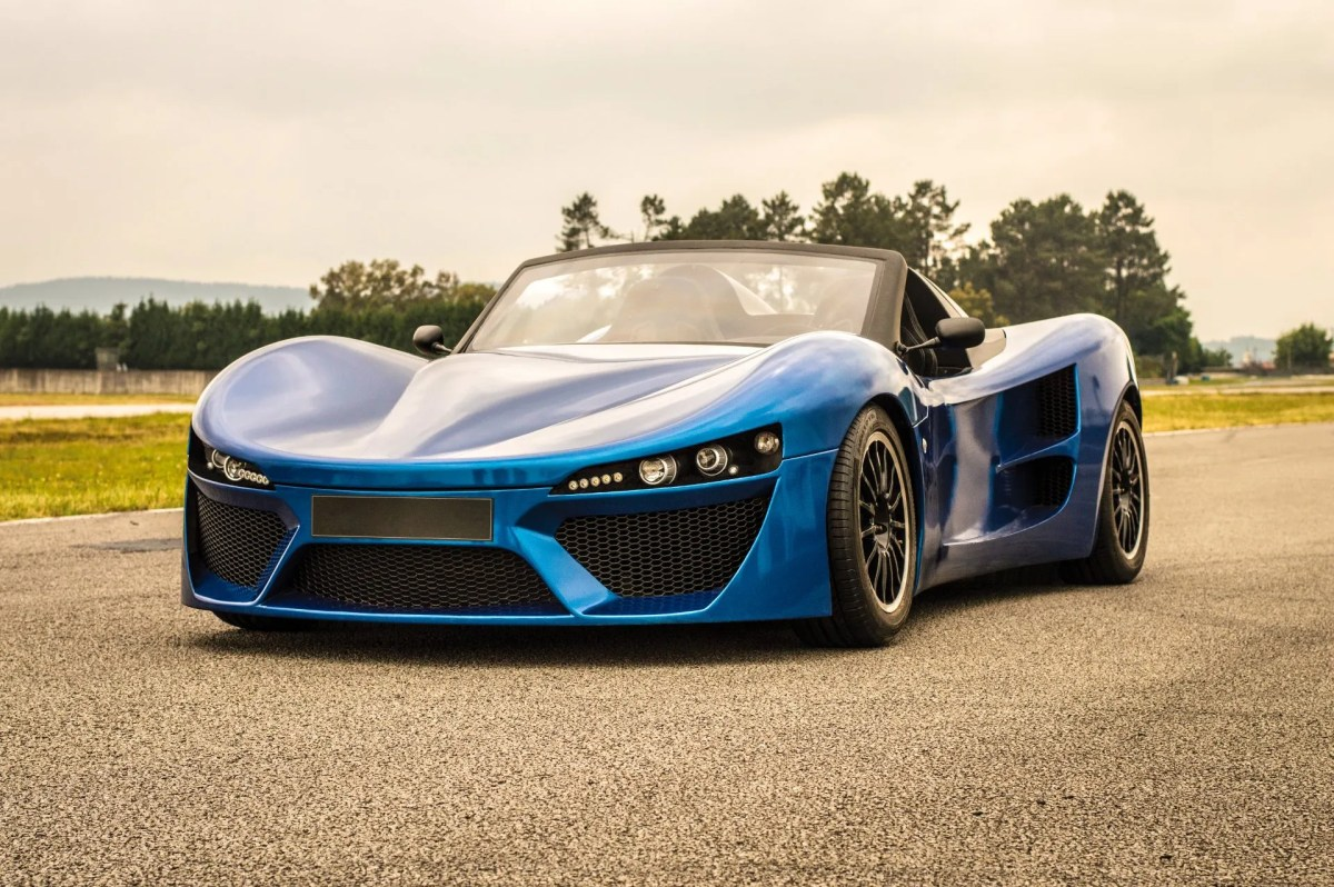 9 Things To Know About The Adamastor Sports Car