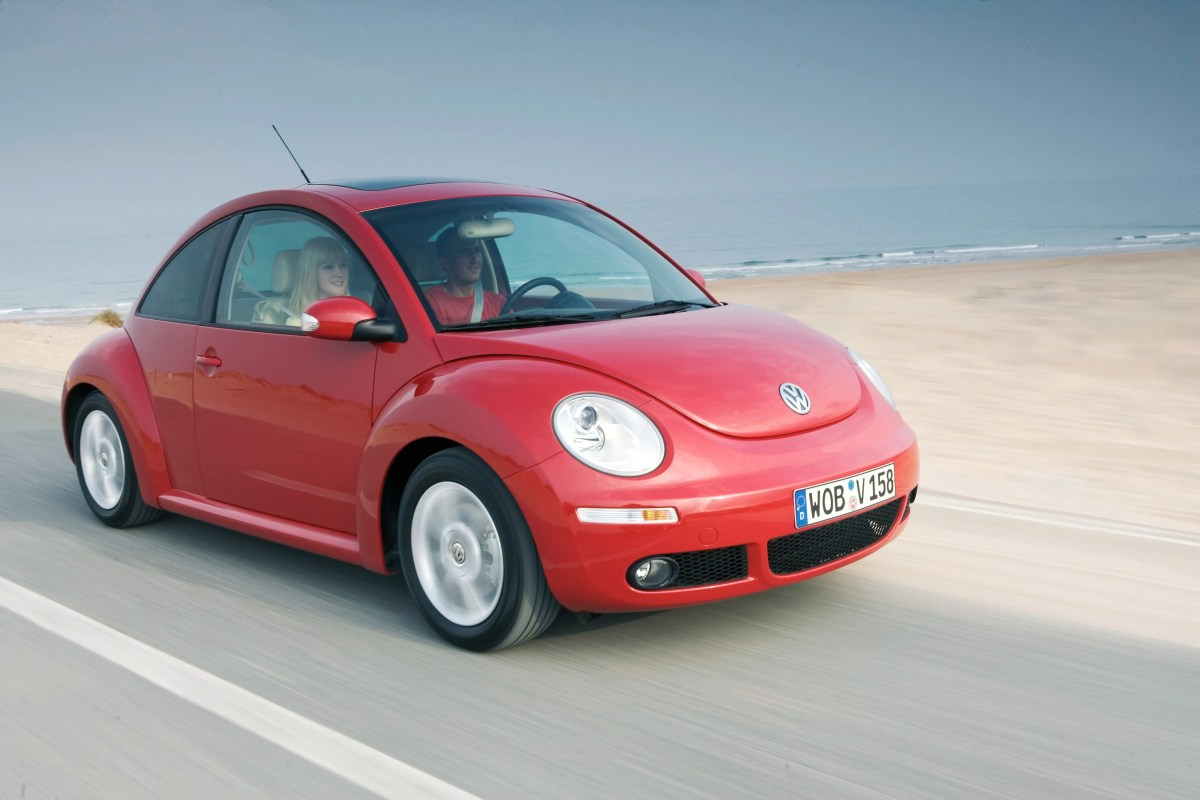 Farewell To The Volkswagen Beetle In Ireland!
