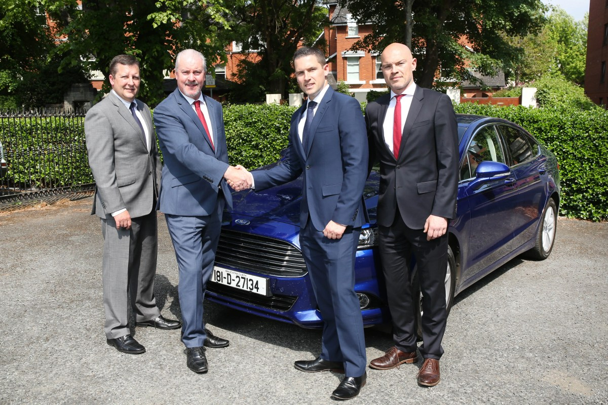 Porter Ford Appointed As Ford Dealer In Sligo