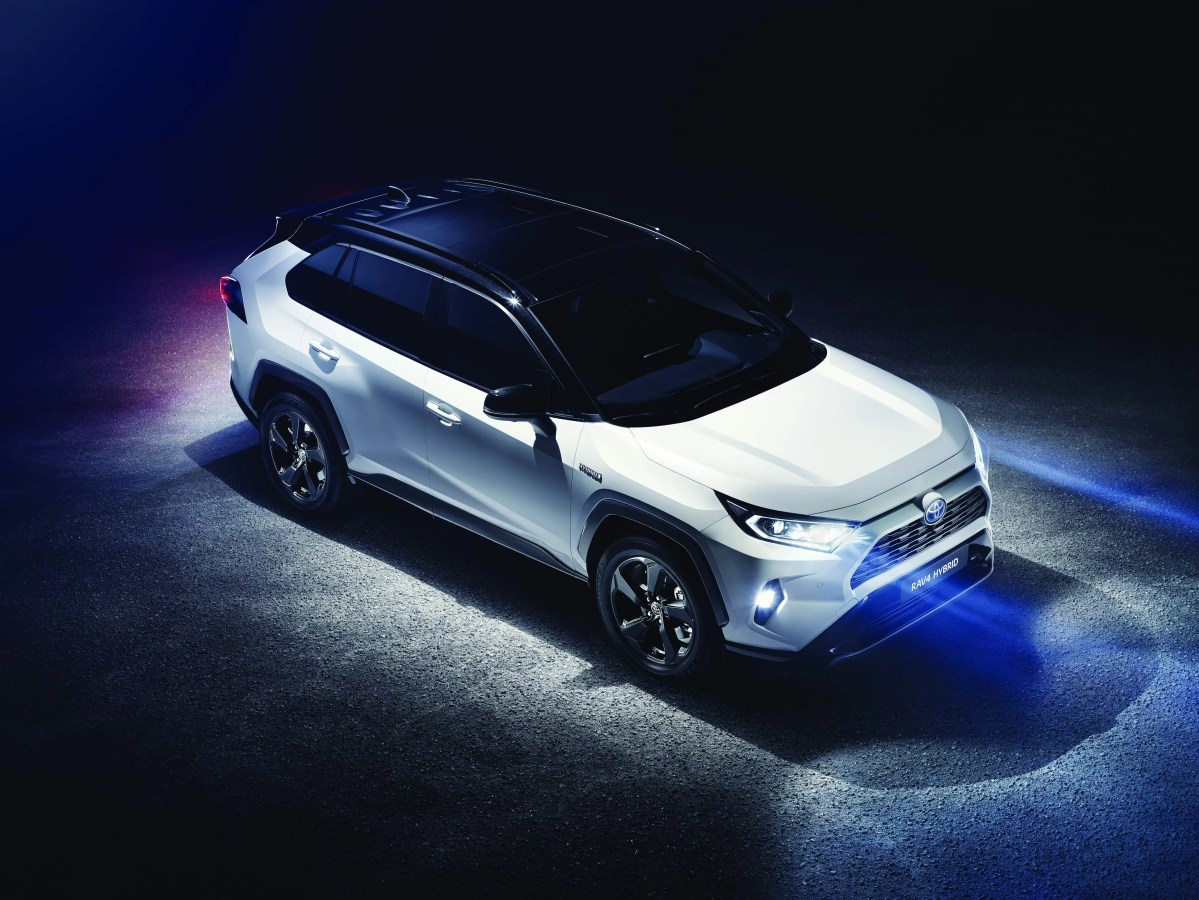Toyota Ireland Plotting A Hybrid 'Invasion' In 2019