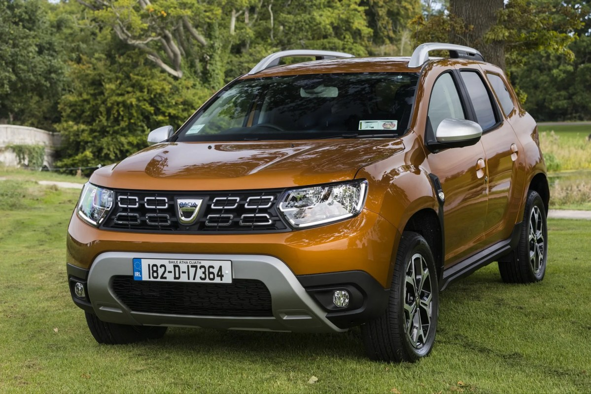 2018 Dacia Duster 1.5dCi Review