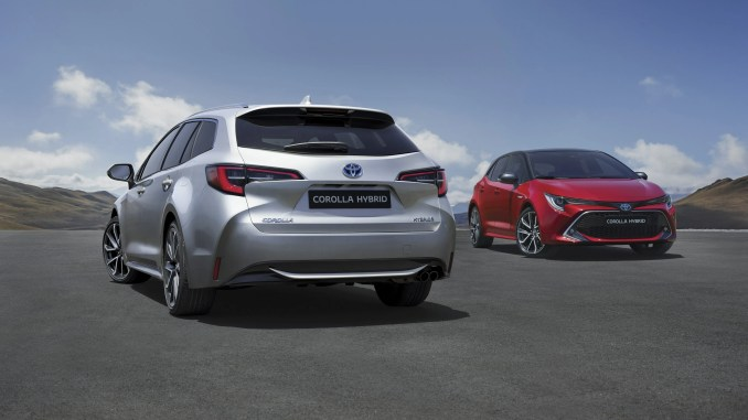 Toyota Ireland has released pricing for a new generation of hybrids, including the new Corolla
