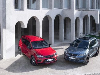 The CUPRA Ateca is coming to Ireland!