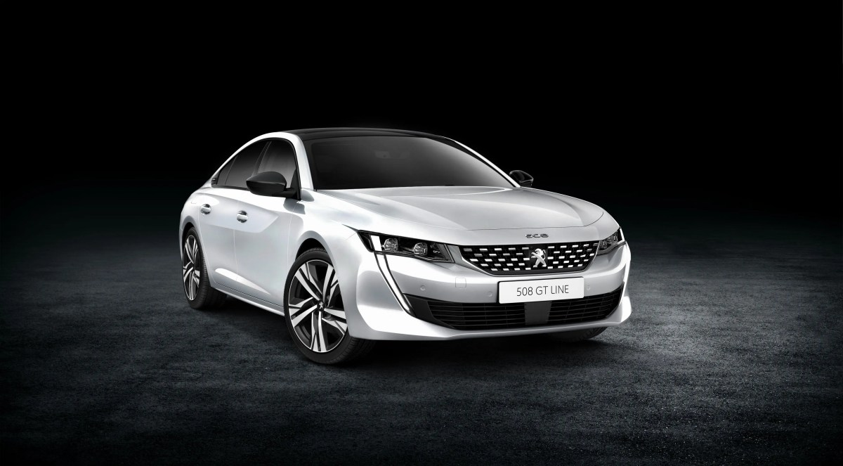 2019 Peugeot 508 Pricing For Ireland