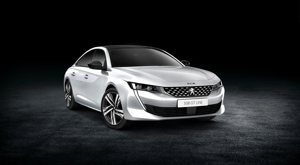 2019 Peugeot 508 Pricing For Ireland Changing Lanes