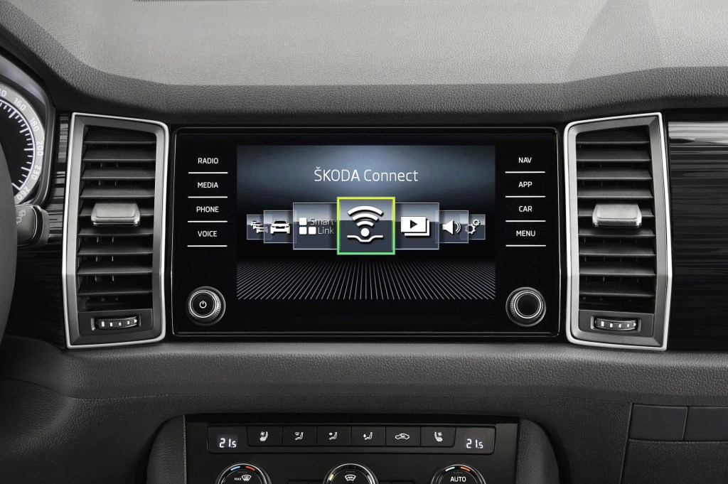 ŠKODA Ireland is encouraging customers to engage with ŠKODA Connect by offering free SIM cards