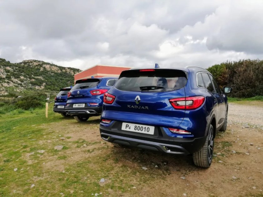 The Renault Kadjar has a new engine range for 2019