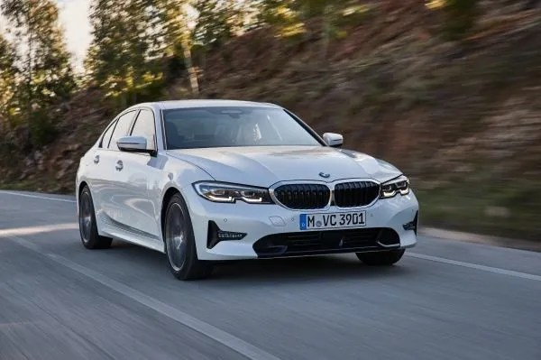 The new BMW 3-Series will arrive in Ireland in March