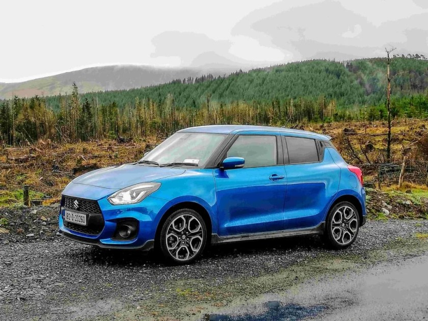 The Suzuki Swift Sport is a fun and stylish small car