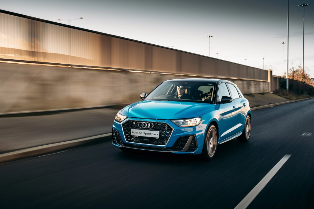 The new Audi A1 Sportback has arrived in Ireland