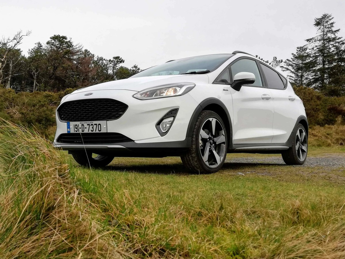 2019 Ford Fiesta Active Review
