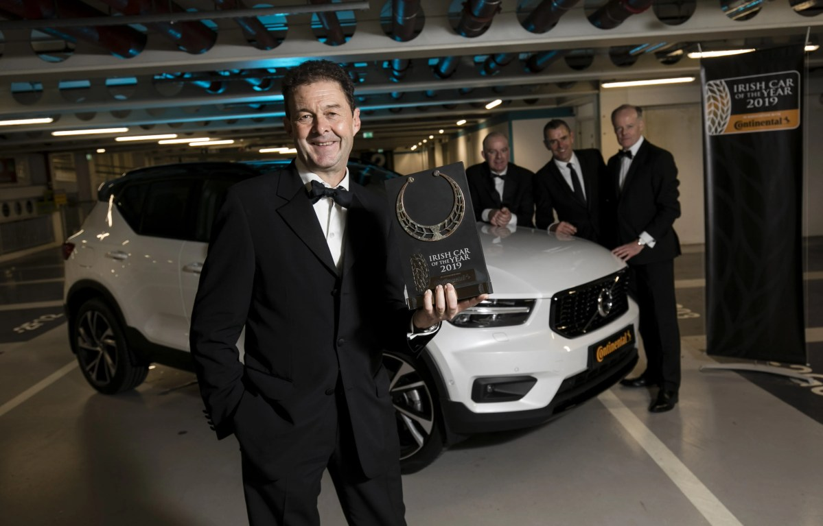 Irish Car Of The Year Website Highlights Best New Cars