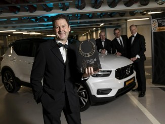 Volvo XC40 Irish Car of the Year