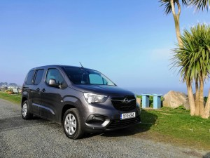 The Opel Combo Life goes on sale in Ireland priced from €21,800