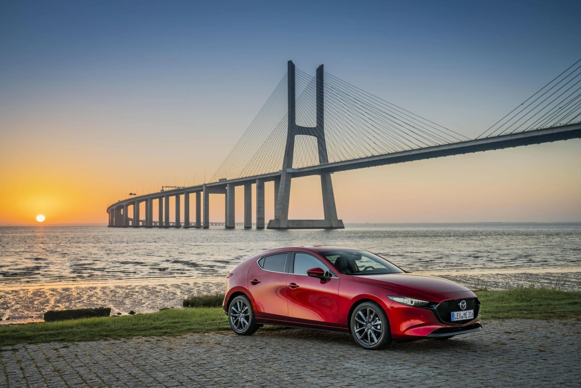 2019 Mazda3 Pricing For Ireland