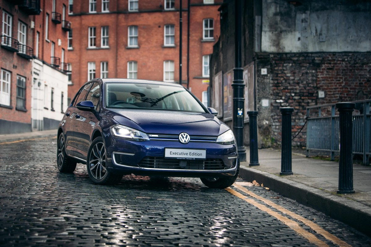 Volkswagen e-Golf Now Available With 0% PCP Finance