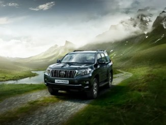 The Toyota Land Cruiser Business