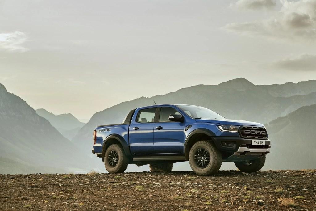 Ford's new high performance Ranger Raptor