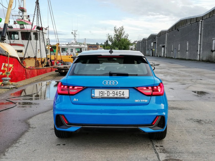 The Audi A1 is one of the most advanced small cars around!