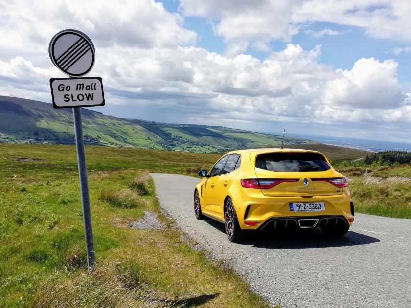 The hot hatch of your dreams in Liquid Yellow