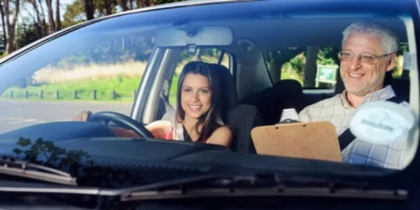 Driving test tips for Ireland in association with Liberty Insurance!