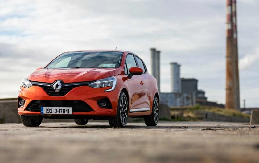 The 2020 Renault Clio!