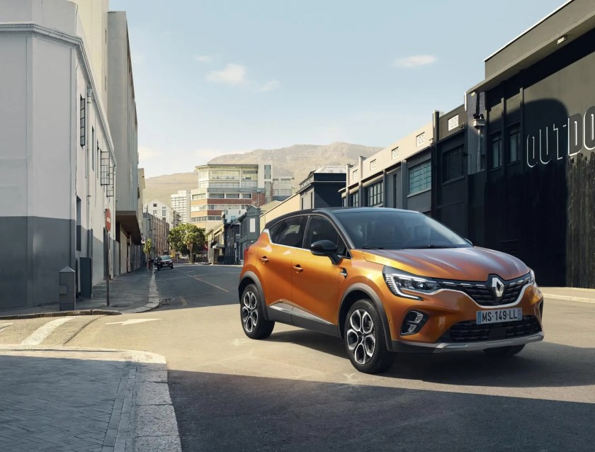 The second generation of the popular Renault Captur heading this way in 2020