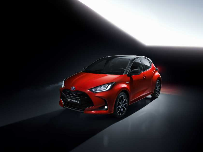 The 2020 Toyota Yaris