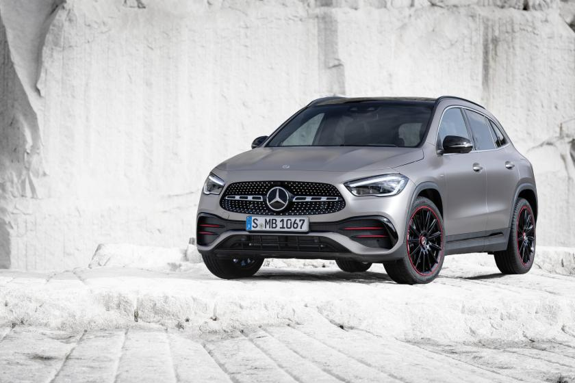 The new Mercedes-Benz GLA has arrived in Ireland!