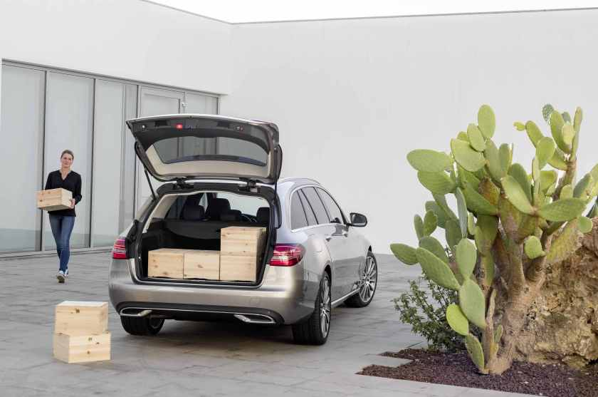 Estate cars are designed for carrying lots of stuff!