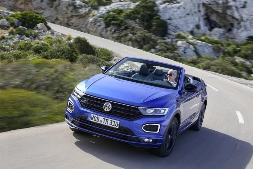 Dream car: the new Volkswagen T-Roc Cabriolet